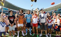 Footy colours day - September 5