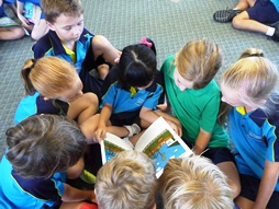 Reading in Year 3/4