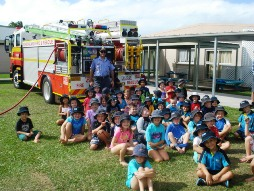 Year one fire education